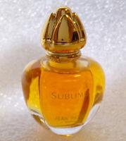 RARE Mini Eau Parfum ✿ SUBLIME by JEAN PATOU ✿ Perfume Fragrance Miniature (4ml)