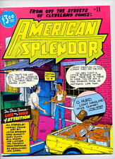 American Splendor #11, Harvey Pekar, 1986