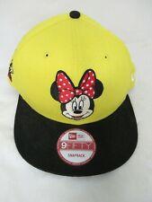 New Era Cap Hat Panel Pop Snapback Minnie Mouse Cartoon 9fifty