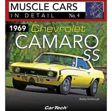 1969 Camaro SS: 350 396 427 Engine/Trans/Paint/VIN/Build-Tag/Option Codes CT564