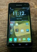Kyocera Hydro Vibe C6725 8GB Charcoal Gray (Sprint Spark) Smartphone
