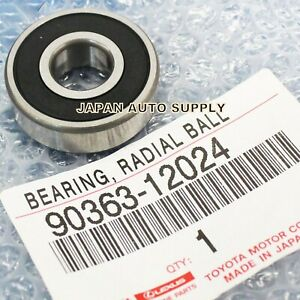 GENUINE TOYOTA 93-98 Supra CLUTCH PILOT BALL BEARING FOR INPUT SHAFT 90363-12024