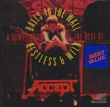 Restless/Balls To The Wall - Accept (1987, CD NEUF)