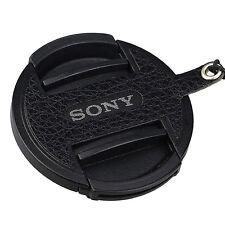 Attache Capuchon Objectif + Sangle Cordon pour Bouchon Sony 16-50mm