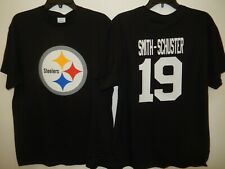 0925 BOYS Pittsburgh Steelers JUJU SMITH-SCHUSTER Eligible Receiver Jersey Shirt