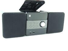 Micro Anlage DUAL ML 22 Stereoanlage CD Player System USB PLL UKW Radio schwarz