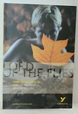 Lord Of The Flies by William Golding - York Notes For GCSE