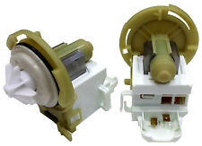 BOSCH 165261 WASHING MACHINE PLASET DRAIN PUMP 30W ROUND CLIP IN TYPE UNI209C