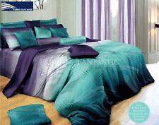VITARA Super King Size Bed Duvet/Doona/Quilt Cover Set New