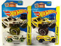 2015 Hot Wheels 1/450 RLC Limited Factory Sealed Set #102 LAND CRUSHER