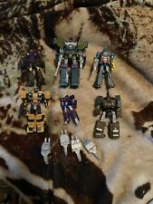 Transformers Combiner Wars Bruticus / Combaticons Lot + Shockwave