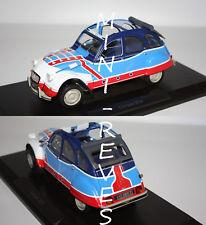 """Norev Citroën 2CV 6 1976 """"Basket"""" 1/18 181498 8"""