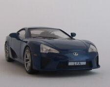 Lexus LFA / Modellauto / Sammler / Blau / unbespielt / 1:43