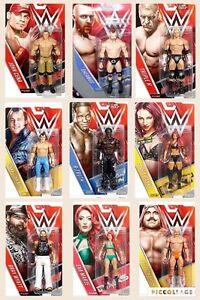 WWE BASIC SERIES 59 WRESTLING ACTION FIGURE SERIES WRESTLER SUPERSTAR FIGURINE