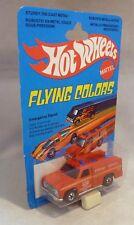 HotWheels Flying Colors Emergency Squad with Black Wall Wheels [B]
