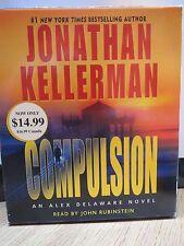 COMPULSION by Jonathan Kellerman (2008, CD, Abridged)