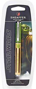 Sheaffer Pop Star Wars Yoda Rollerball Pen New In Retail Packaging