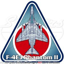 F-4 PHANTOM JAPAN McDonnell Douglas F-4EJ Japanese AirForce JASDF Sticker, Decal