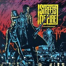 Streets Of Fire Soundtrack CD NEW SEALED Ry Cooder/The Blasters/Fixx/Dan Hartman