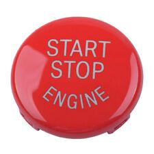 Rot Start-Stop Engine Druckknopf Schalter Deckel Cover für BMW 3 5 Series E92