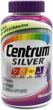 Centrum Silver Women 50+ 250 Tablets. Multivitamin...