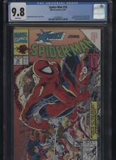 Spider-Man #16 CGC 9.8 Todd McFarlane ROB LIEFELD X-Force