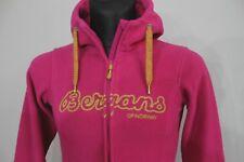 BERGANS OF NORWAY Kids Girl BRYGGEN Lady Hoodie Sweatshirt Pink Jacket 14 Years