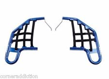 Tusk Nerf Bars SUZUKI QUADSPORT Z400 2003-2008 Blue/Black Webbing