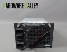 CISCO PWR-C45-4200ACV Catalyst 4500 4200W AC dual input Power Supply(Data + PoE)