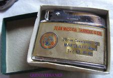 BRIQUET HARIKA - BASE MILITAIRE DE MARSEILLE - JEAN MASSIDA TRANSITAIRE