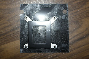 Lot 2x Laptop Videocard Backplate Heatsink Mount MXM II Graphic card 9600M 3650