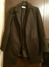 Simone Rocha for Topshop great quality Black Ladies Coat - uk size 6
