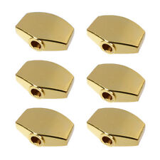 Guitar Tuning Peg Tuners Machine Head Replacemen Buttons knob Handle Tip Gold