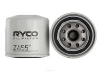 Ryco Oil Filter Z495 - FOR SUBARU IMPREZA WRX GEN1 GEN2