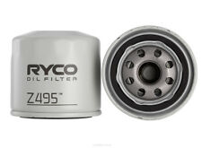 Ryco Oil Filter Z495 - FOR SUBARU IMPREZA WRX GEN1 GEN2