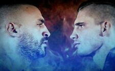 Glory Collision 2 tickets: Rico Verhoeven vs. Badr Hari 21 DEC - PREMIUM PLACES