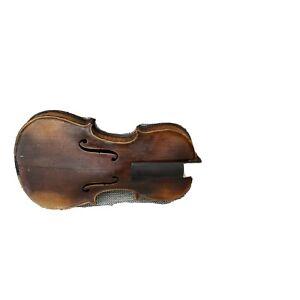 Vintage Violin For Restoration
