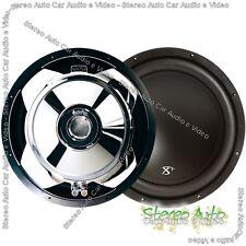 """Subwoofer auto 20 cm Sub Woofer 200 mm compatto 8"""" per piccolo box In Phase XT8"""