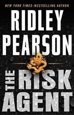The Risk Agent by Ridley Pearson (2012, Hardcover) 1ST EDITION-BRAND NEW