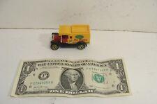 High Speed Standard Motor Oil & Polly's Ice Cream Model Truck