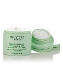 Signature Club A by Adrienne 5 Essentials Creme with Plant Stem Cell 4.5 oz new