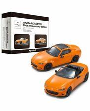 Kyosho 1/64 MAZDA ND Roadster Orange 30th Anniversary Edition 2set 2019 RF MX-5