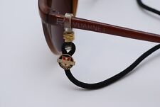 Vuarnet Nylon Cord retainer (UK) sunglasses eyeglasses black kapriche