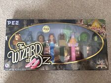 WIZARD OF OZ Limited Edition PEZ DISPENSER Set of 8 NUMBERED Collectible NEW