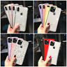 For iPhone 11 Pro Max Transparent Slim Shockproof Rubber Clear Soft Case Cover
