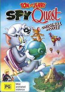 Tom and Jerry - Spy Quest DVD
