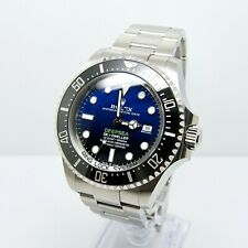 Rolex Sea-Dweller Deepsea D BLU 126660 2019 BOX & Papers/Nuovo di zecca mai indossato