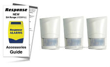 Response Alarms Wirefree PIR Detector SAP E 433MHz TRIPLE PACK SA GUIDE INCLUDED