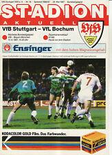 BL 86/87 VfB Stuttgart - VfL Bochum