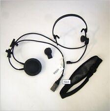 Thales Lightweight Comm Urban Headset 1600551-2 MBITR Peltor DEVGRU MARSOC SEAL